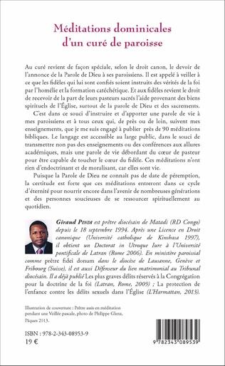 4eme Méditations dominicales d'un curé de paroisse