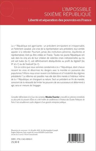 4eme L'impossible Sixième République