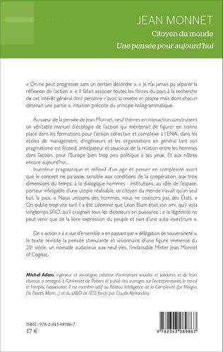 4eme Jean Monnet (2e édition revue et augmentée)