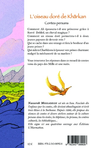 4eme L'oiseau doré de Khârkan