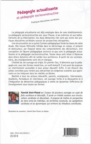 4eme Pédagogie actualisante et pédagogie socioconstructive