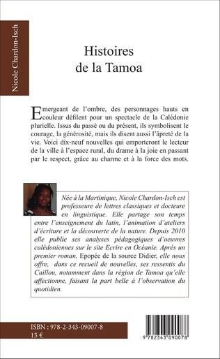 4eme Histoires de la Tamoa