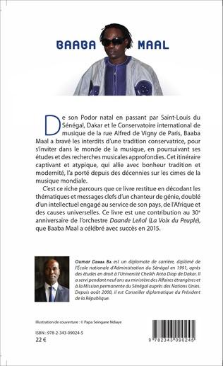 4eme Baaba Maal Le message en chantant