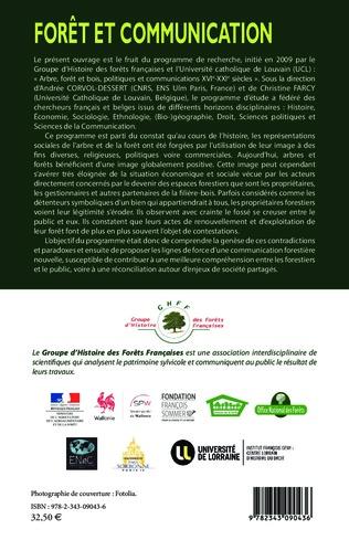 4eme Forêt et communication