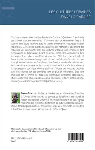 4eme Les littératures antillaises créolofrancophones contemporaines aux prises avec l'urbanité : entre réécriture et rupture