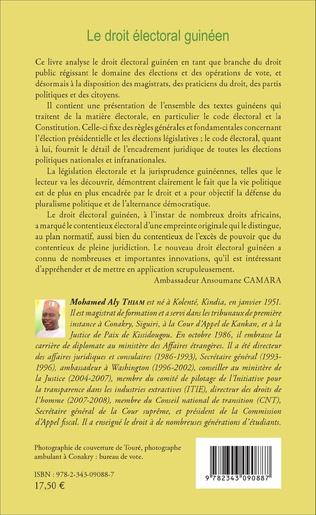 4eme Le droit électoral guinéen
