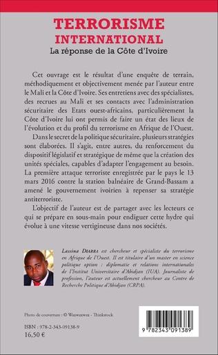 4eme Terrorisme international. La réponse de la Côte d'Ivoire
