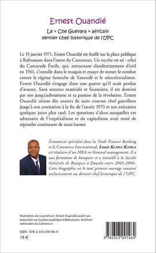 4eme Ernest Ouandié