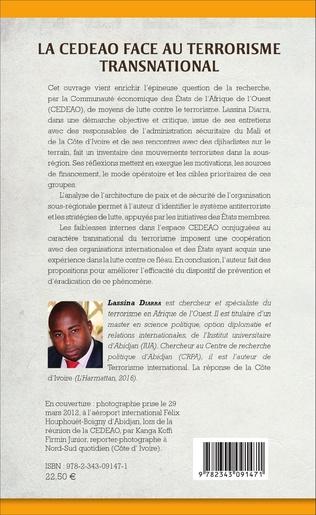 4eme La CEDEAO face au terrorisme transnational