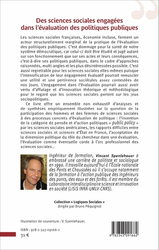 4eme Des sciences sociales engagées dans l'évaluation des politiques publiques