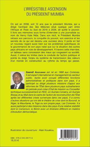 4eme L'irrésistible ascension du président Mumba