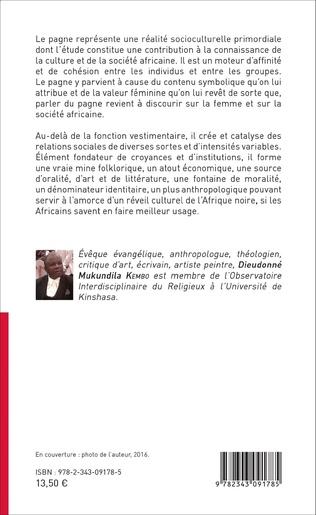 4eme Le pagne, une réalité socioculturelle africaine