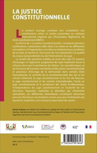 4eme La justice constitutionnelle
