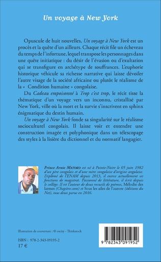 4eme Un voyage à New York
