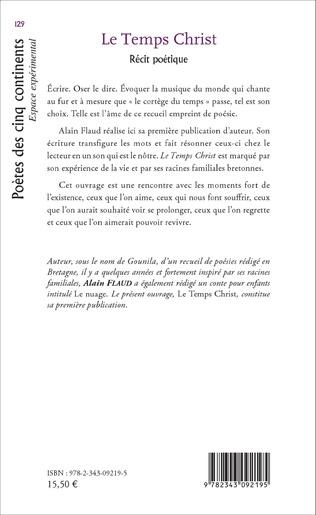 4eme Le Temps Christ