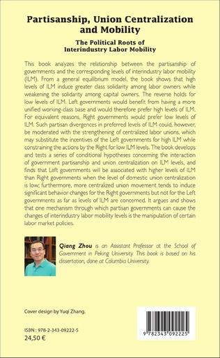 4eme Partisanship, Union Centralization and Mobility