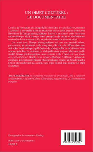 4eme Un objet culturel : le documentaire