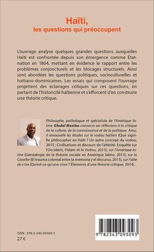 4eme Haïti, les questions qui préoccupent