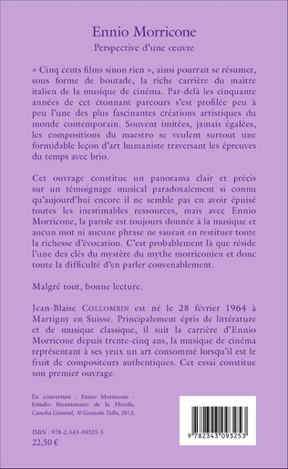 4eme Ennio Morricone