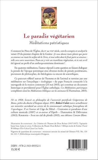 4eme Le paradis végétarien
