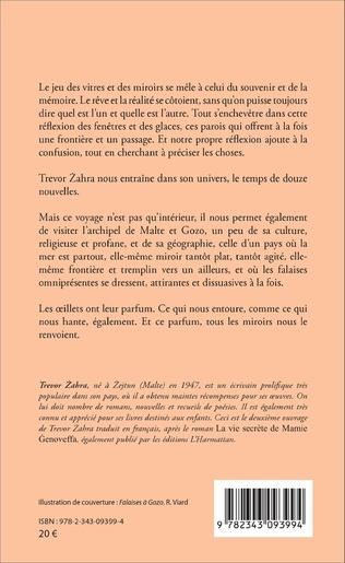 4eme Le Parfum des oeillets et autres nouvelles maltaises