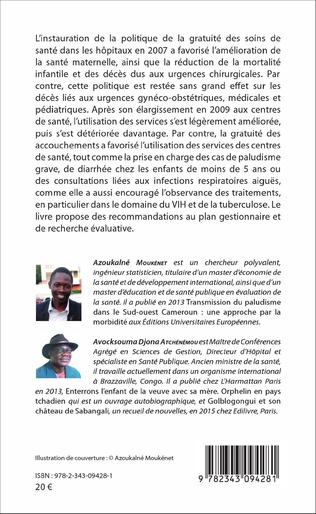 4eme La gratuité des soins de santé au Tchad