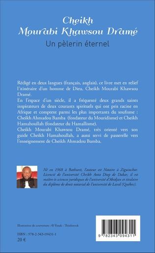 4eme Cheikh Mourabi Khawsou Dramé