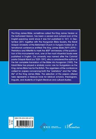 4eme The King James Bible 1611-2011