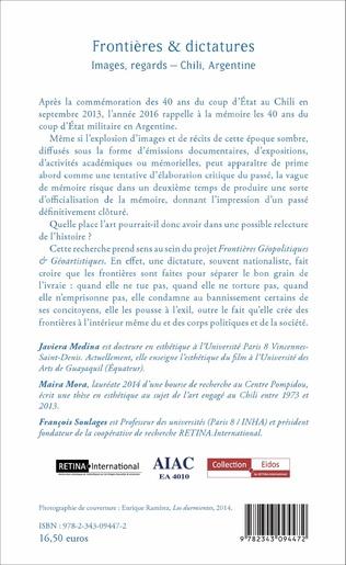 4eme Frontières & dictatures