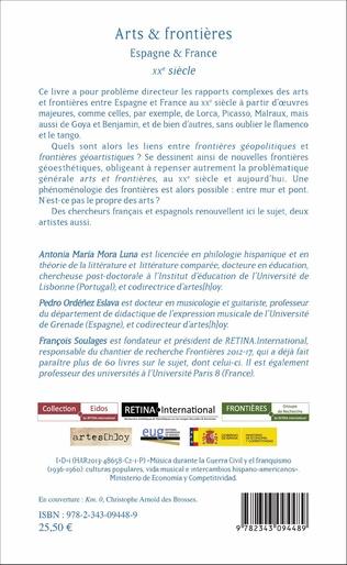 4eme Arts & frontières