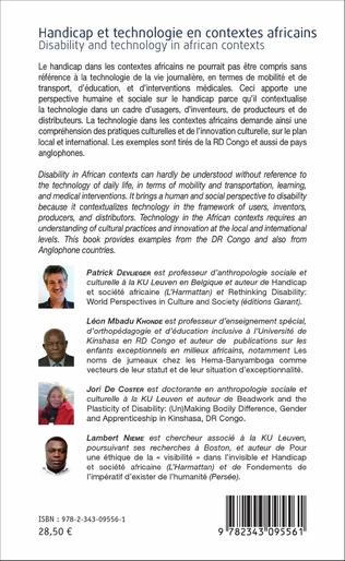4eme Handicap et technologie en contextes africains