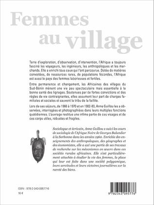 4eme Femmes au village