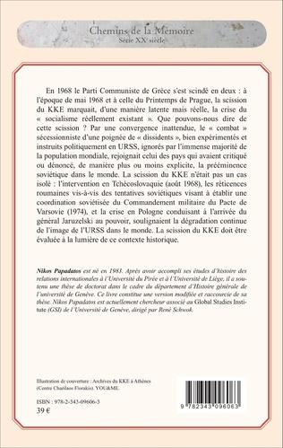4eme Les communistes grecs et l'Union soviétique