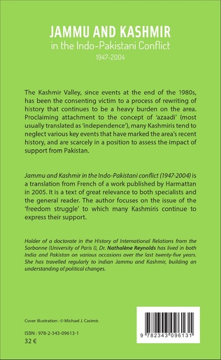4eme Jammu and Kashmir in the Indo-Pakistani Conflict