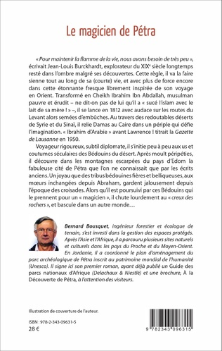 4eme Le magicien de Pétra