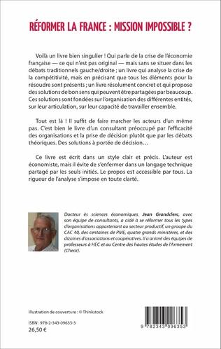 4eme Réformer la France : mission impossible ?