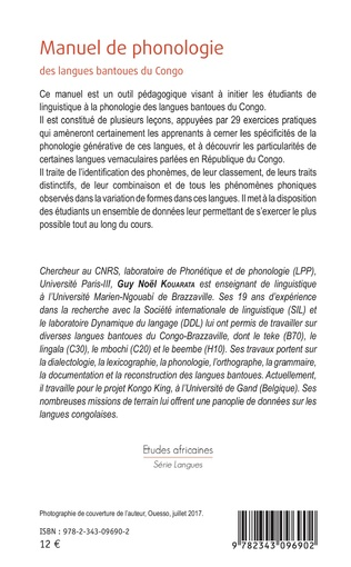 4eme Manuel de phonologie