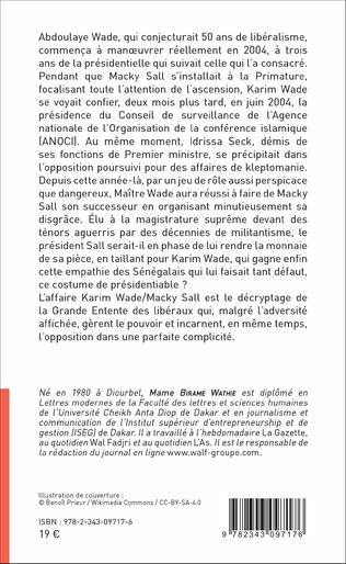 4eme Affaire Karim Wade / Macky Sall : la double victimisation gagnante de Maître Wade