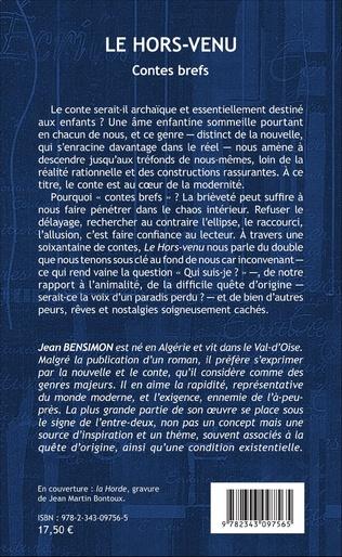 4eme Le hors-venu