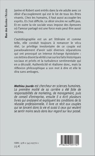 4eme L'amour traquenard
