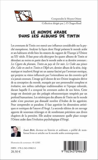 4eme Le monde arabe dans les albums de Tintin