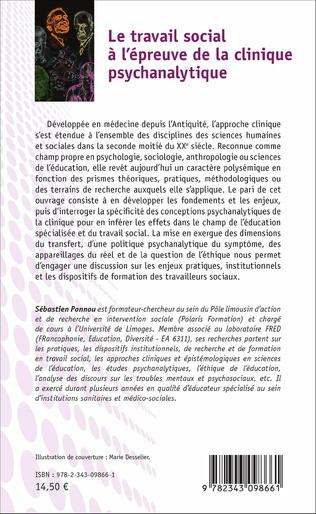 4eme Le travail social à l'épreuve de la clinique psychanalytique