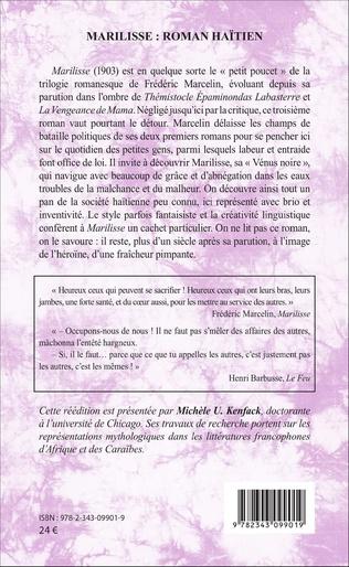 4eme Marilisse : roman haïtien
