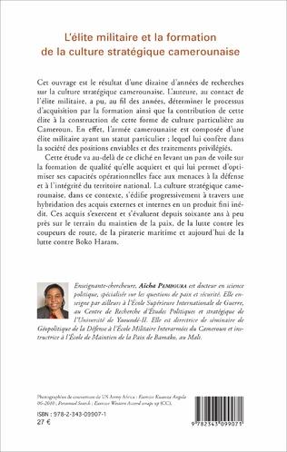 4eme L'élite militaire et la formation de la culture stratégique camerounaise