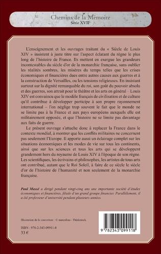 4eme Le monde au siècle de Louis XIV