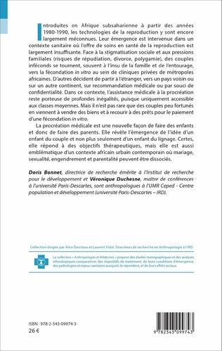 4eme Procréation médicale et mondialisation