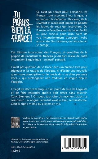 4eme Tu parles bien la France