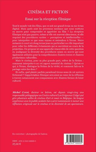 4eme Cinéma et fiction