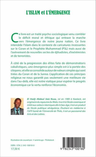 4eme L'Islam et l'émergence