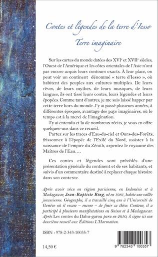 4eme Contes et légendes de la terre d'Isseo